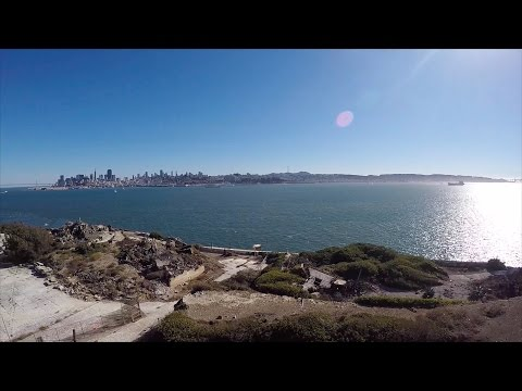 USA Trip Part 1 /// 3 Days San Francisco GoPro