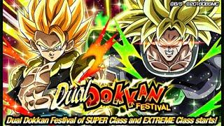 SSB Gogeta Dokkan Festival Summoning Event! Dragon Ball Z Dokkan Battle