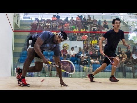 BUFF Singapore Squash Open 2013