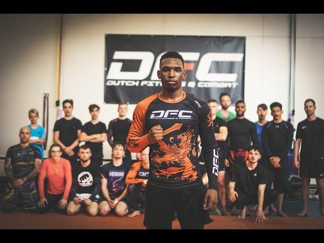 Beginnen met MMA | Tips & Tricks van Danilton | DFC Ridderkerk