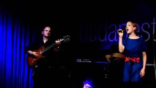 "Harcsa Veronika & Gyémánt Bálint Duo 2011.06.14 ""Come As You Are (NIRVANA)"""