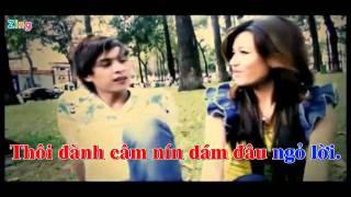 [ Karaoke Net HD ] Bí Mật Trái Tim - Hồ Quang Hiếu_ Nga Phạm.flv