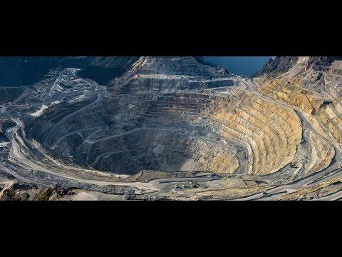 Grasberg Mine Freeport