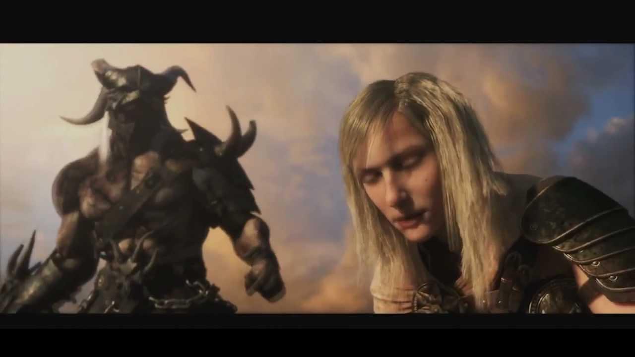 Видео Neverwinter Online: Кинематографичный трейлер. via MMORPG.su