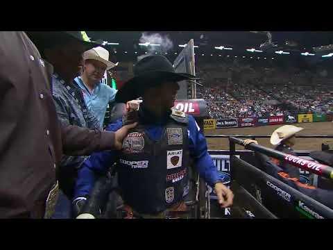 Eduardo Aparecido rides Black Ice for 86.50