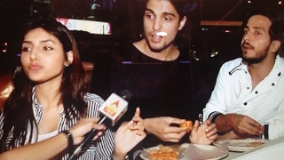 Repeat youtube video PARAM, HARSHITA AND ANKIT - Night Out with SBS ♥️