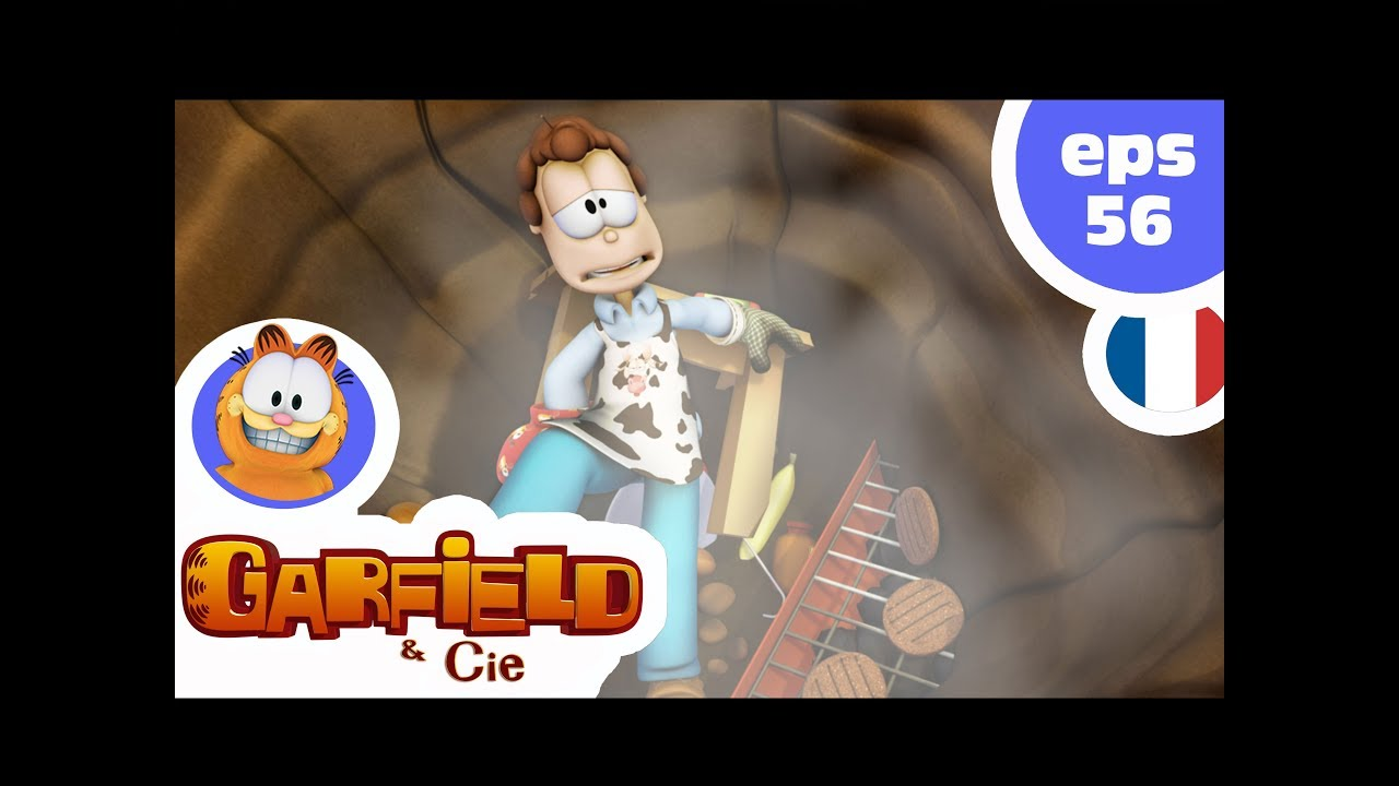Garfield ep56 ch teau hant youtube - Garfield et cie youtube ...