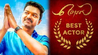 THALAPATHY VIJAY Wins Best International Actor Award