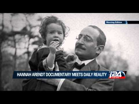 Hannah Arendt documentary meets daily reality