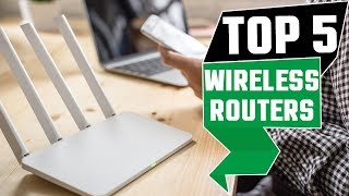 ✅ Best Wireless Router 2019 * Top 5 Wireless Routers