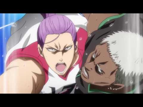 [AMV]Kuroko No Basket Last Game -  Monster (Skillet)