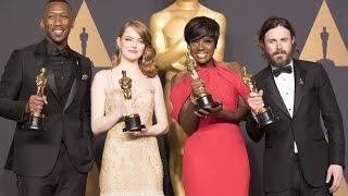 Оскар 2017  победители