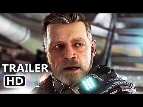 STAR CITIZEN: SQUADRON 42   2019 Mark Hamill, Gillian Anderson Video Game HD