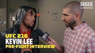 Kevin Lee Issues Challenge to Conor McGregor - MMA Fighting