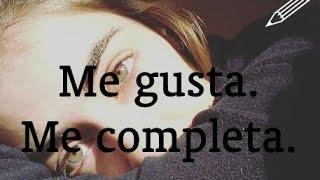 Me gusta. Me completa. | Garabatolvidado ♥