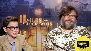 """Jack Black: """"Me divertí mucho haciendo La Casa con un Reloj en sus Paredes"""" thumbnail"""