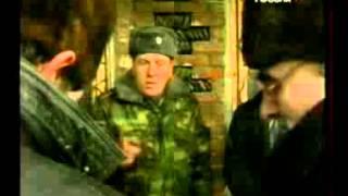 В.Шаманов в Военной программе Александра Сладкова.