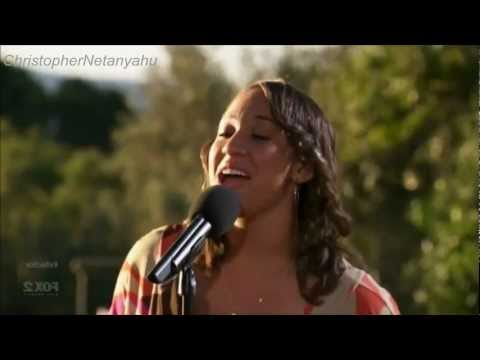 X Factor USA 2011 - Judges' House-Melanie Amaro