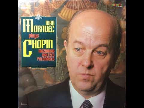 Ivan Moravec plays Chopin's Polonaise-fantaisie (1982 rec.)