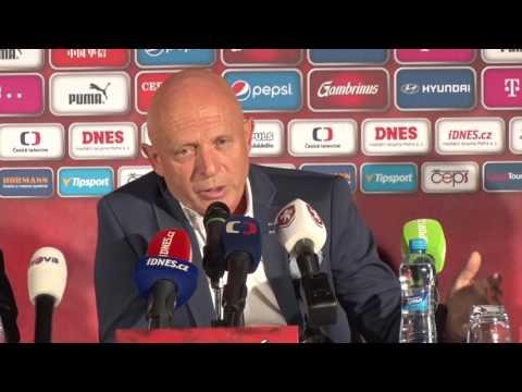 Karel Jarolím o nominaci reprezentace na zápasy s Arménií a Severním Irskem