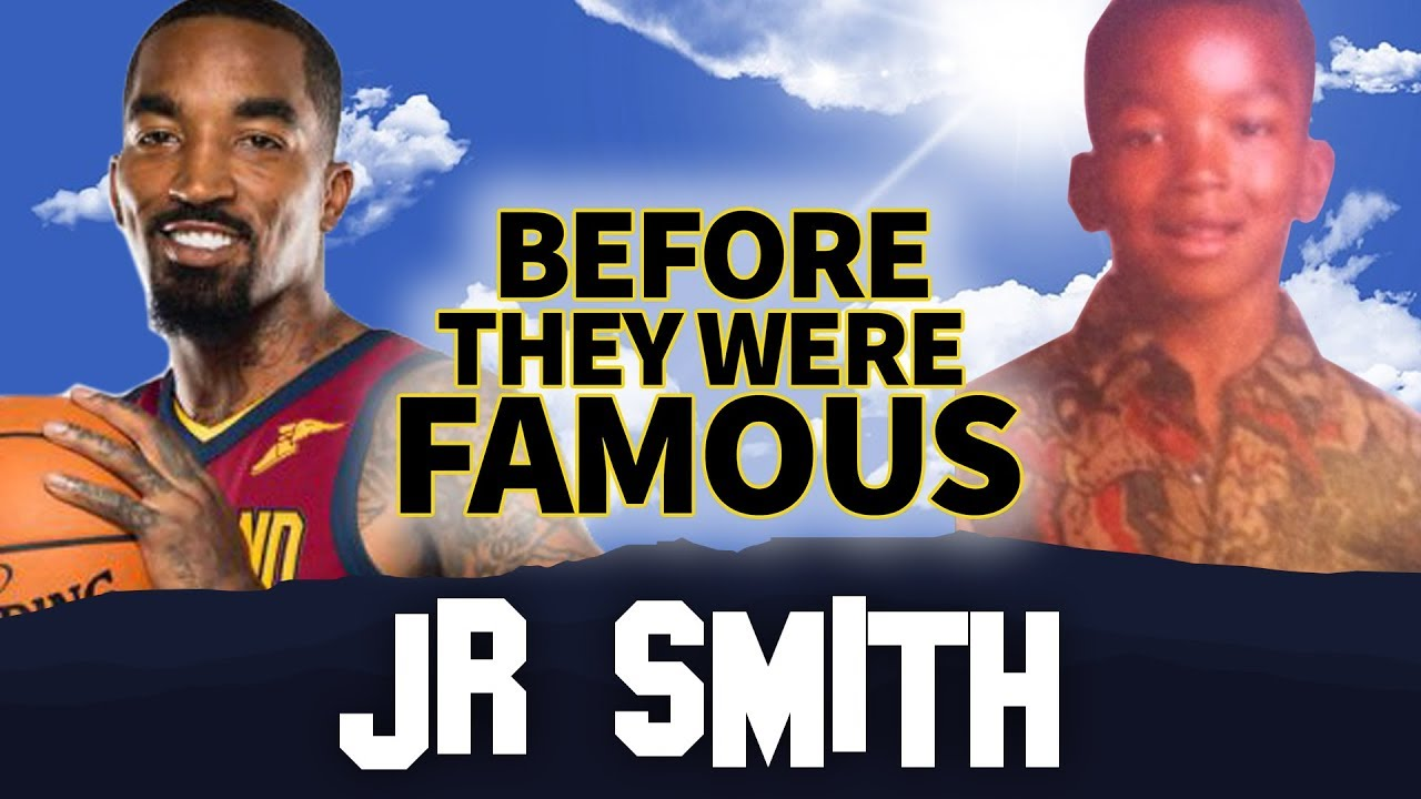 JR SMITH   Before They Were Famous   Cleveland Cavaliers