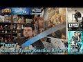 Tagaru - Kannada Teaser Reaction Review! | Dr Shivarajkumar, Bhavana, Manvitha, Suri