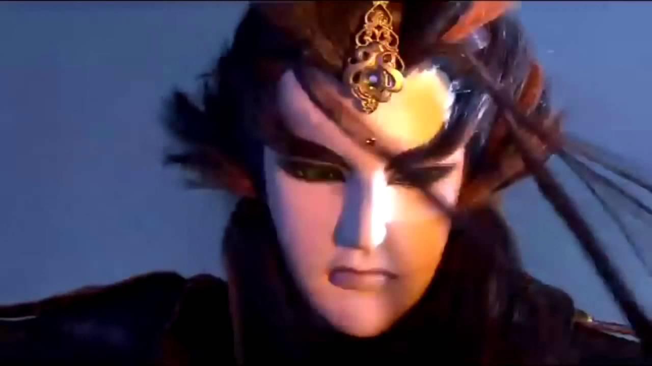魔流劍 VS 不動城 Part1 ( 浴血楓紅 ) - YouTube