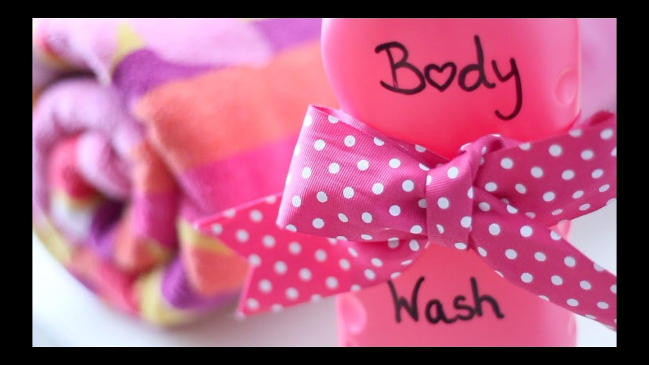 how to use body wash youtube