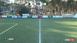 EMF Euro Cup 2019 | Day 3 | Pitch 1