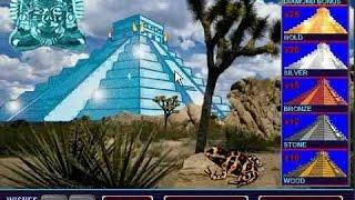 видео Игровой автомат Aztec Gold