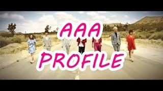 Video AAA | MEMBERS PROFILE download MP3, 3GP, MP4, WEBM, AVI, FLV Juli 2018