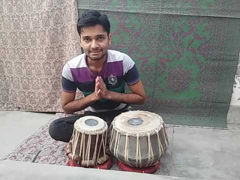 Taal Teevra-Indian Classical by MohitAnand