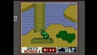 Sgt. Rock: On the Frontline Game Boy Gameplay