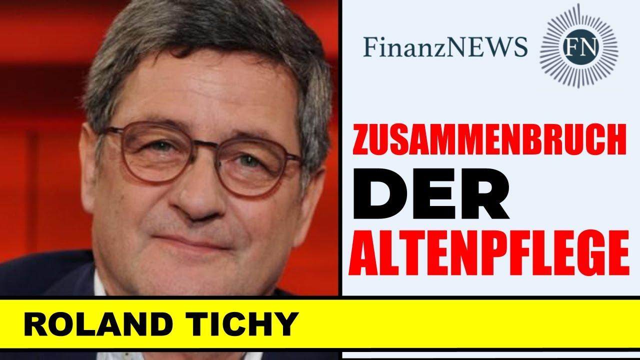 Roland Tichy: Zusammenbruch der Altenpflege? Bevölkerung wird aufgehetzt. Mit Merkel werden wir …