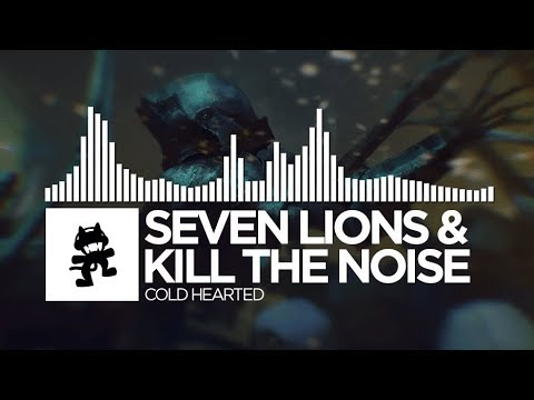 Seven Lions & Kill The Noise - Cold Hearted [Monstercat Release]