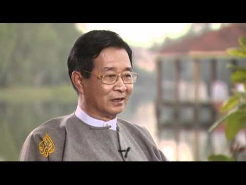 Myanmar government talks to ethnic groups