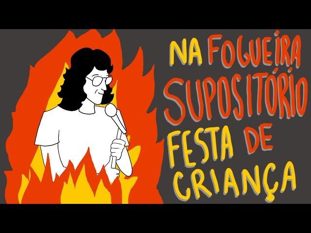 Patrick Maia - Supositório & Festa de Criança - Na Fogueira
