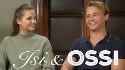 ISI & OSSI Interview mit Lisa Vicari und Dennis Mojen | Netflix Original Film 2020