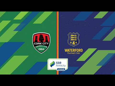 Cork City Waterford Goals And Highlights