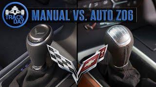 Corvette C7 Z06 Review | Automatic vs. Manual (A8 vs. M7) Comparison