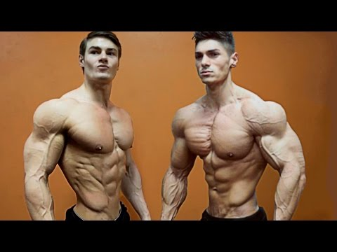 Jeff Seid vs Andrei Deiu - Aesthetics and Bodybuilding Motivation 2019