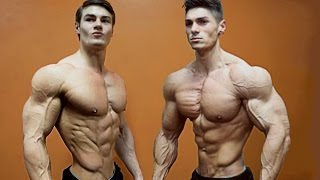 Jeff Seid vs Andrei Deiu - Aesthetics Motivation