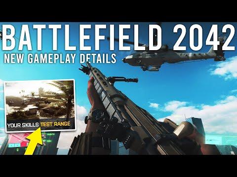 Battlefield 2042 NEW Gameplay details!