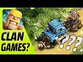 CLASH OF CLANS ANNOUNCES NEW WINTER UPDATE: CLAN GAMES