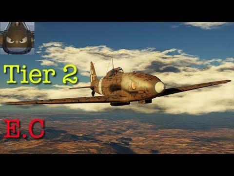 War Thunder SIM - ITA/GER - Tier 2 E.C