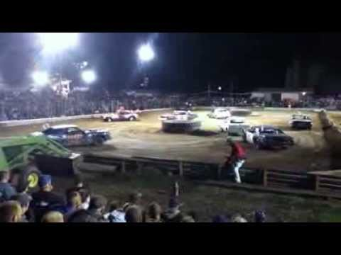 2011 USA Figure 8 Championship Munger MI (FULL VIDEO)