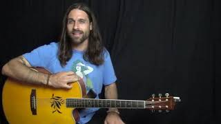 The Man Who Sold the World  by Nirvana – Totally Guitars Lesson Preview