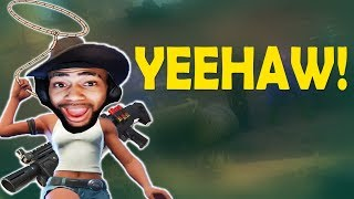 "DAEQUAN: ""YEEHAW!"" 