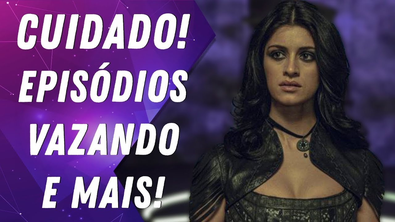 Download VAZAMENTOS DOS EPISÓDIOS DA SÉRIE DE THE WITCHER DA NETFLIX E MAIS INFORMAÇÕES!