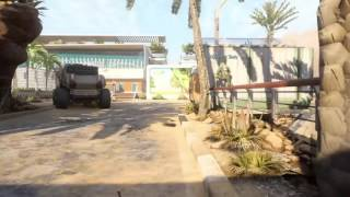 BO3 Breach & Combine Glitch spots and Hiding spots